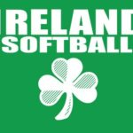Ireland Softball Green Logo