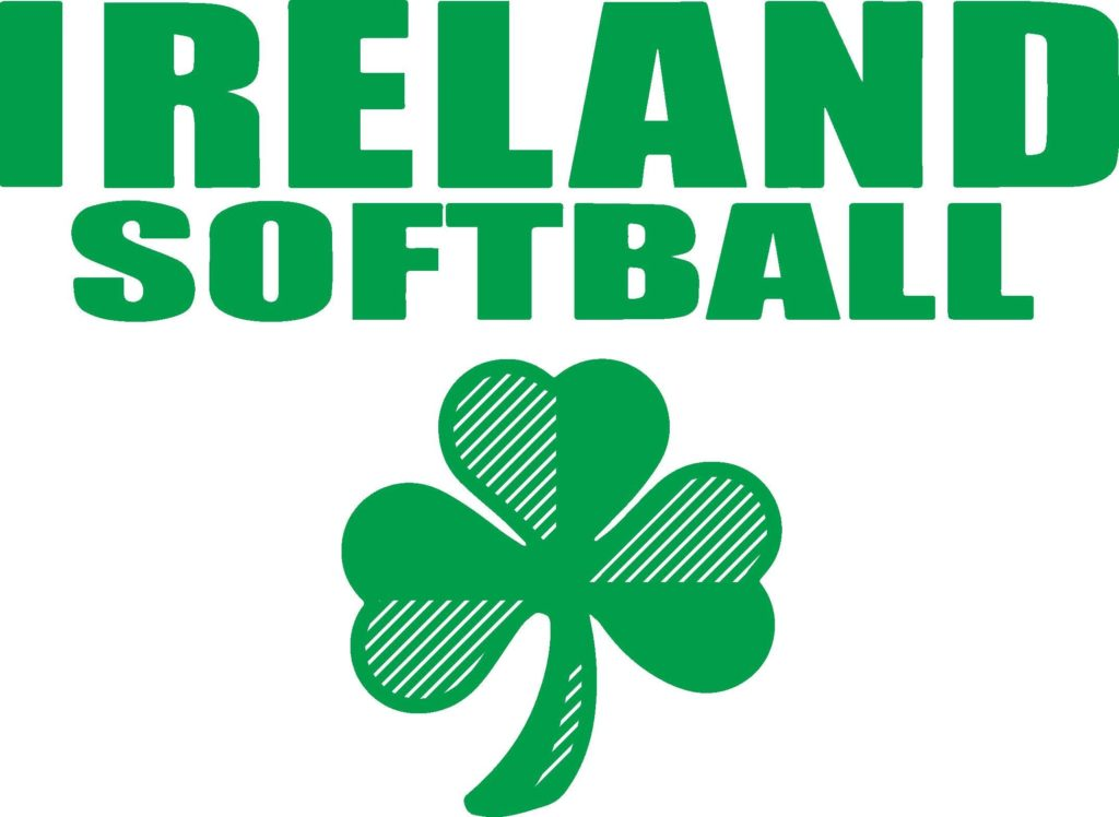 Ireland Softball Logo (Large)